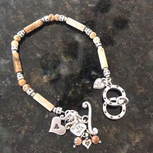 Jewelry - Brighton silver bracelet